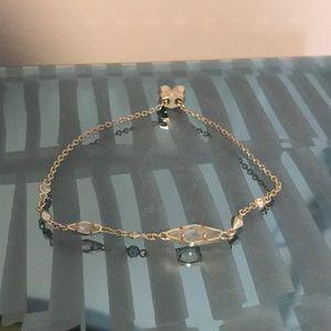 Kendra Scott Deb Bracelet Gold